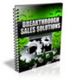 Thumbnail Breakthrough Sales Solutions - Maximize Your Profits