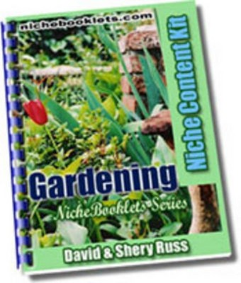 Product picture Gardening - How to develop the perfect garden